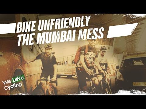 Bike Unfriendly: The Mumbai Mess