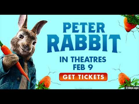 Peter Rabbit Movie Review Entertainment Today