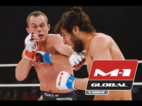 Рахман Махажиев vs. Алексей Махно, M-1 Challenge 56   Полный бой