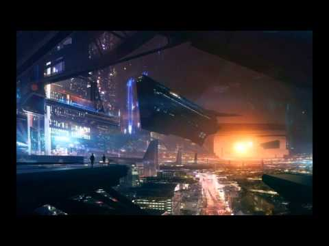 Beijing in the future -Andrea Composer-