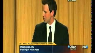 seth meyers destroys donald trump white house correspondents dinner 5 1 2011