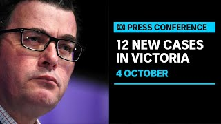 Victoria records 12 new cases, one death from COVID-19 | ABC News