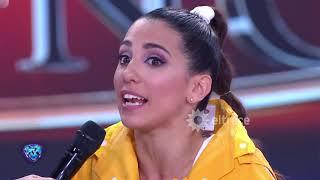 Cinthia Fernández presentó a su novio Martín Baclini y le dio un tremendo beso