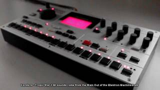 Kondens and Elektron Machinedrum UW