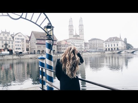 ADVENTURES IN ZURICH, SWITZERLAND