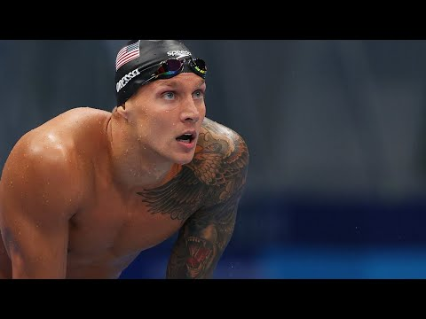 Big day for Dressel, Chinese in pool