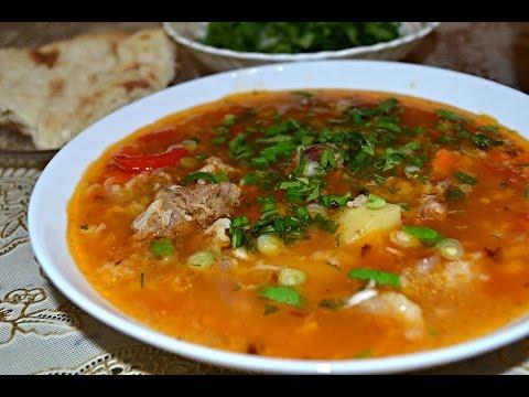 Суп из баранины, рецепты с фото на : 438
