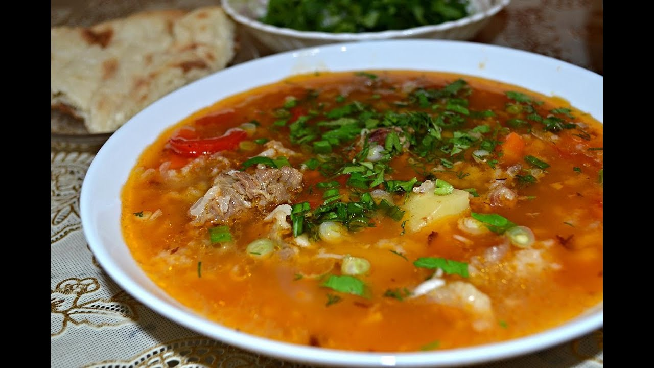 Суп с фаршем рецепт быстро