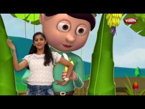 Marathi Rhymes For Children With Actions | Top 10 Fruit Rhymes | मराठी बालगीत | Marathi Action Songs