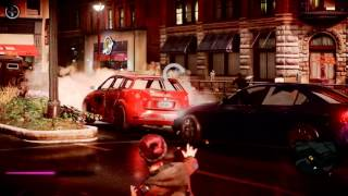inFAMOUS First Light™_ps4 pro game play 4k