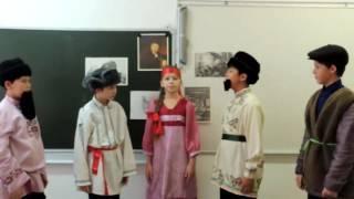 Страна читающая — «5 класс» читает произведение «Крестьянин в беде» И. А. Крылова