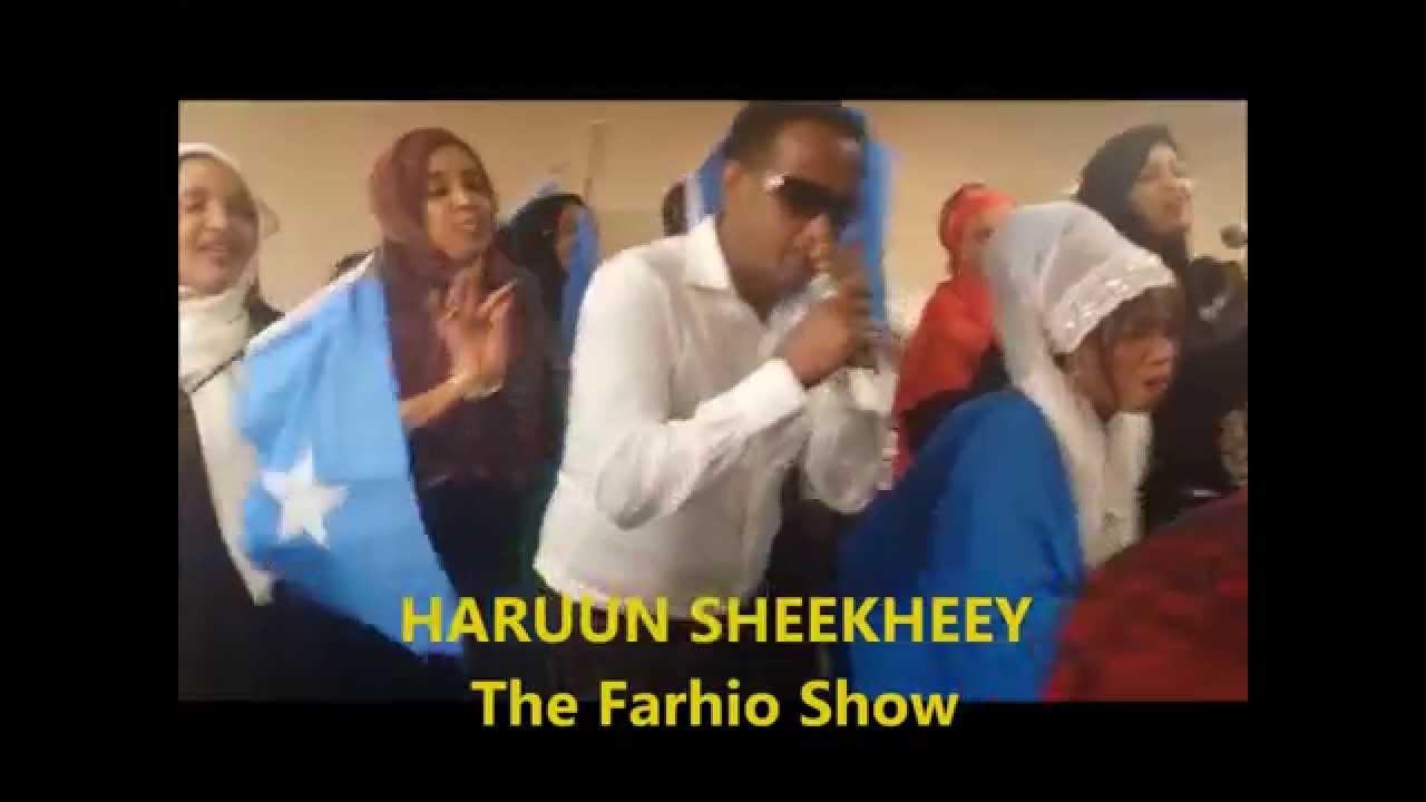HAARUUN SHEEKHEY by Farhio Khalif