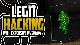 """CS:GO   Legit Hacking - With Expensive Inventory Episode 0"""" // Night mode IS Sick! #RoadToVacation"""