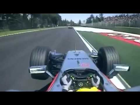F1 2006 McLaren-Mercedes MP4/21 Onboard Engine Sounds