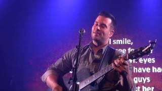 Jonny Diaz - Thank God I Got Her - The Morning Rises Tour NJ 2014