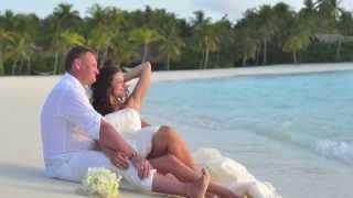 Мальдивы свадьба