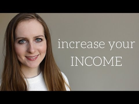 Increase Your Income in ONE MONTH?
