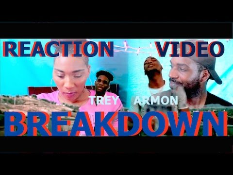 AR'MON AND TREY- BREAKDOWN OFFICAL MUSIC VIDEO (REACT)