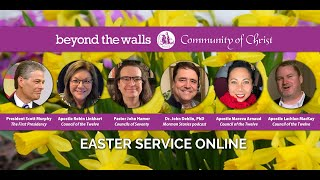 Easter Service: Christ Is Risen!