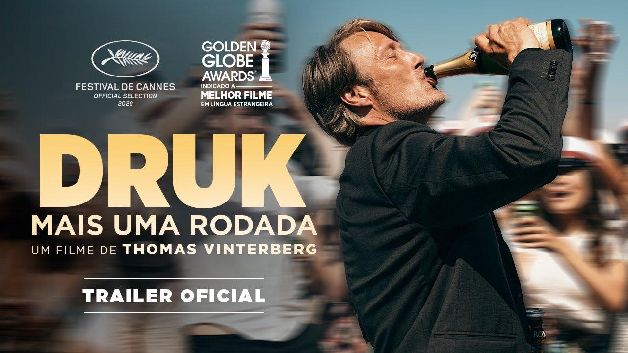 DRUK - MAIS UMA RODADA | Trailer Oficial - YouTube