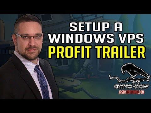 Setup Profit Trailer on a VPS Server