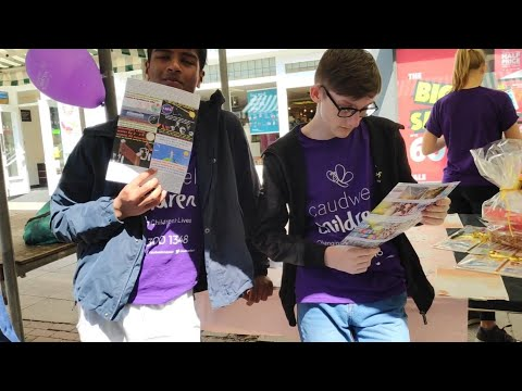 Raising Awareness In Newcastle-under-Lyme