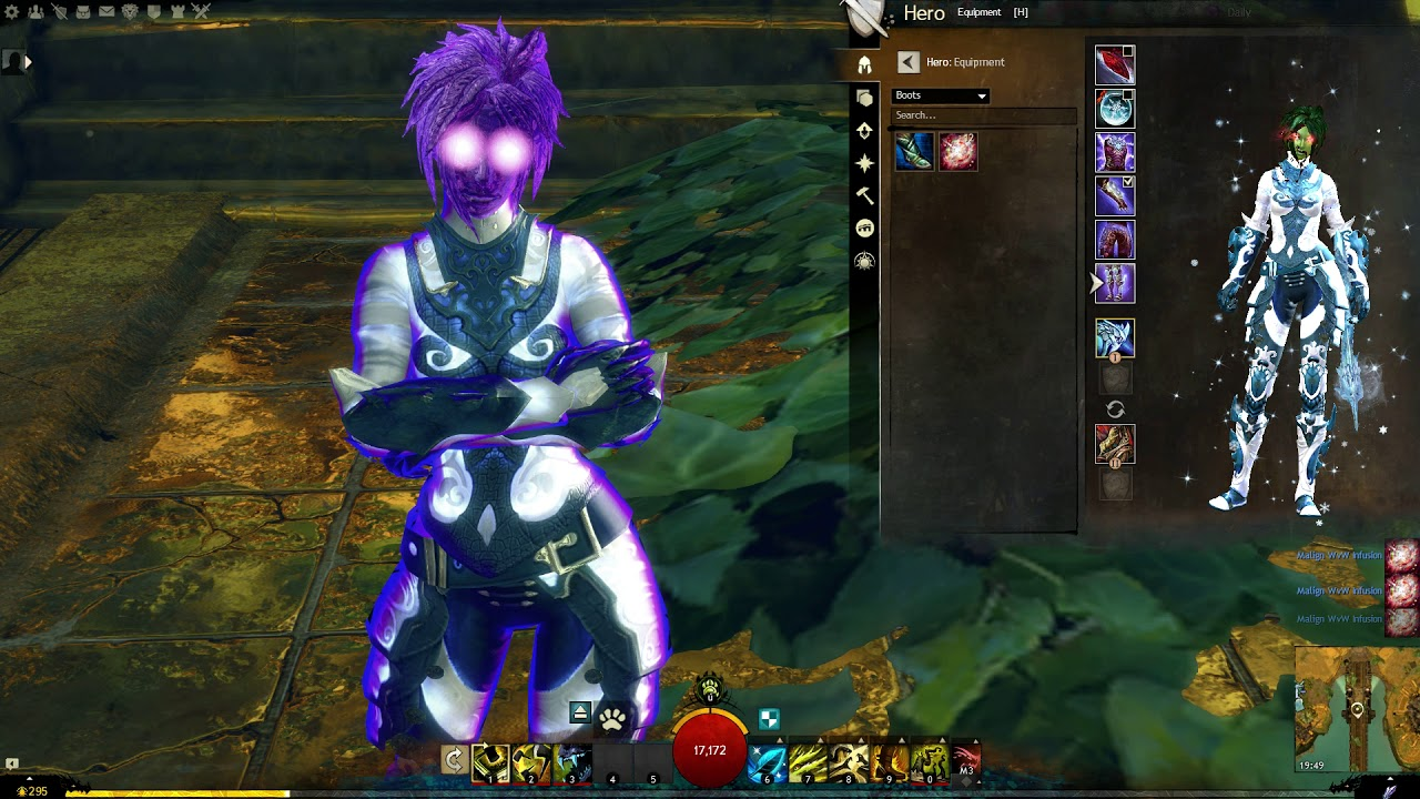 [GW2] 6 Crystal infusion stacking