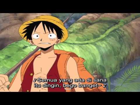 Baka song Luffy