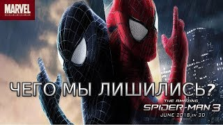"""Что могло быть в фильме """"Новый Человек-паук 3"""""""