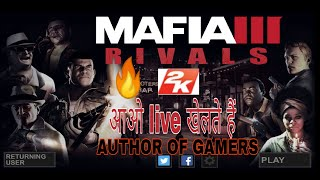 MAFIA 3 RIVALS 2K | mobile game | Teaser | Full game comming soon | by author of gamers