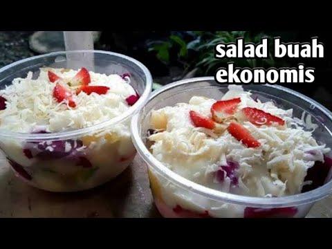 cara-membuat-salad-buah-ekonomis-  -endang-kharisma