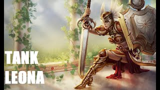 League of Legends - Tank Valkyrie Leona Jungle