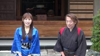 2012年1月1日 デカ書道に挑戦!! 滝ありさオフィシャルブログ「ありん...
