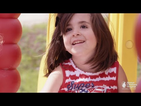 A remarkable return from paralysis - Lilith's story | Boston Children's Hospital