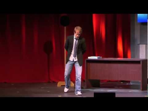 James Arnold Taylor ObiWan & Beyond from Star Wars Weekends 2011