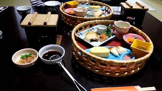 Kinosaki Onsen: Higashiyamasou Ryokan - Breakfast