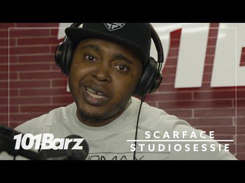 Scarface - Studiosessie 302 - 101Barz