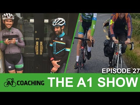 Leo Varadker's Velodrome | Rás Dhun na nGall | Time Trials - Comfort or Pace? - Episode 27