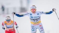 Frida Karlssons bragd under tremilen i Holmenkollen 2020