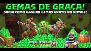 CODIGO PARA COMPRAR GEMAS GRÁTIS NO CLASH ROYALE E CLASH OF CLANS!! (ATUALIZADO 2018)!!