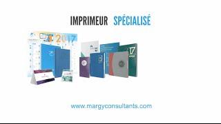 MARGY CONSULTANTS, fabricant d'agendas, calendriers personnalisés, supports publicitaires