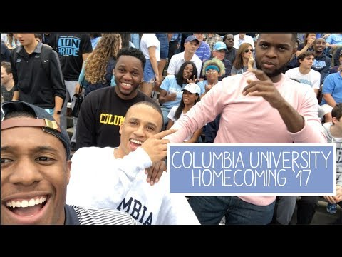 COLUMBIA UNIVERSITY HOMECOMING '17 VLOG | ALUMNI EDITION