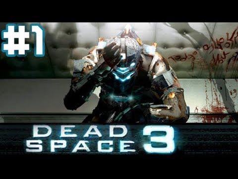[Dead Space 3|Part 1] ไอแซคแหกกระเจิง