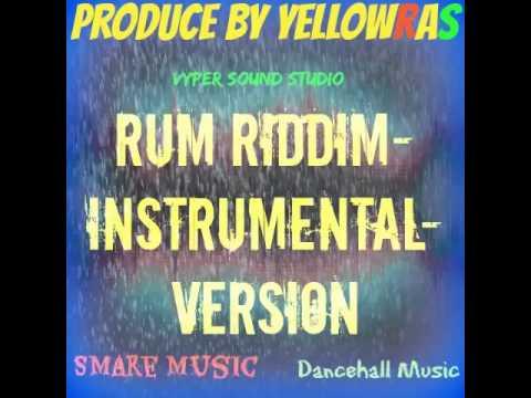Rum Riddim-Instrumental-Version-Beats-2015-Chutney-Dancehall Music-Guyana-Produce By YellowRas