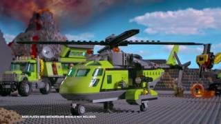 Volcano Explorers Collections - LEGO City