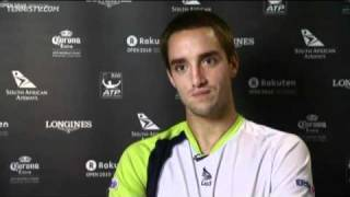 Troicki Talks About Tokyo Victory Over Melzer
