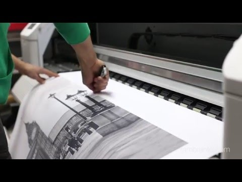 Печать на холсте Печать фото на холстах