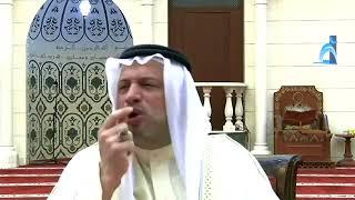 السيد مصطفى الزلزلة - كيف يأكل الإمام الحسين عليه السلام مع الفقراء و طعامهم صدقة