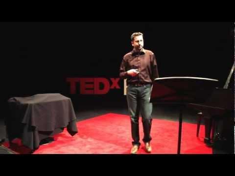 Short-Circuiting 10,000 hours: David Gerhard at TEDxRegina
