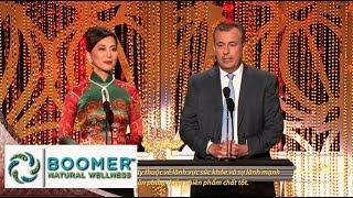 PBN129 Diamond Sponsor   Phỏng Vấn Mr. Mike Quaid, COO Boomer Natural Wellness